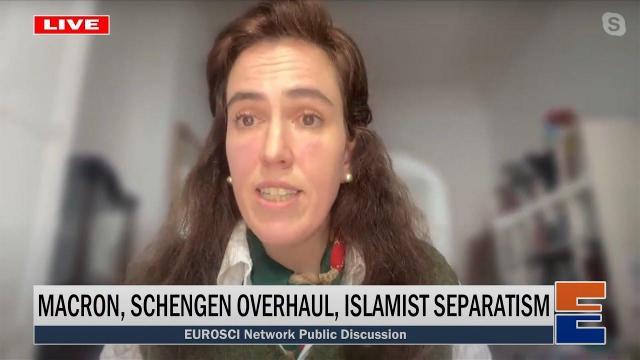 Embedded thumbnail for Macron, Schengen overhaul, Islamist separatism